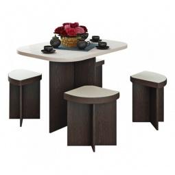 Купить Набор кухонный 'Мебель Трия' Олимп венге цаво/дуб белфорт