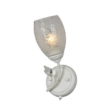 Купить Бра IDLamp Julia 874/1A-Whitepatina IDLamp