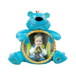 Купить Безопасное детское зеркальце в автомобиль МИШКА
