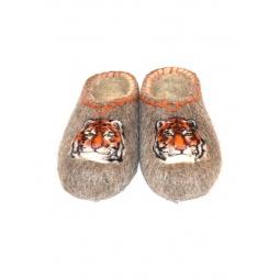 Купить Тапочки мужские Тигр