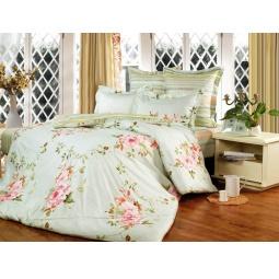 фото Сатин 1,5 спальный В111-1 СайлиД