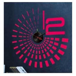 Купить Часы-наклейка 1*AА батарея (в комплект не входит), NL28