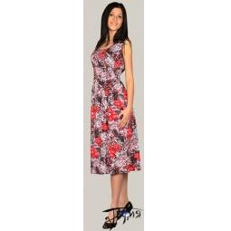 Купить Платье из трикотажа 100% хб  арт.  6-01