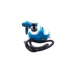 Купить Краскопульт ручной электрический Forsage electro SG60-750F (220В, 750Вт, бачок 0.8л, сопло 1.8/2.6мм, вязкость до 60din) с компрессором и шлангом