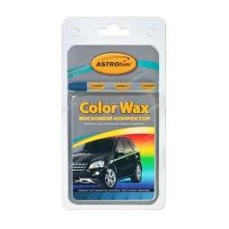 Купить Восковой корректор Astrohim color wax металлик темно-синий