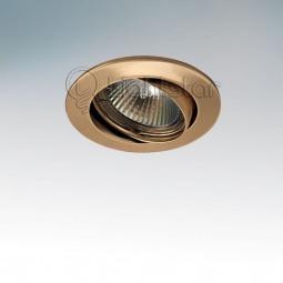 фото Встраиваемый светильник Lightstar Lega 011052 Lightstar