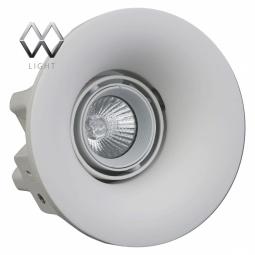 фото Встраиваемый светильник MW-Light Барут 499010401 MW-Light