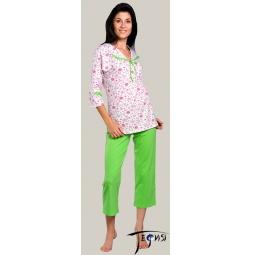 Купить Женская пижама из трикотажа 100% хб  арт.  3-23