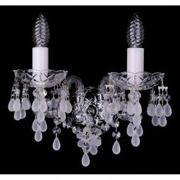 Купить Бра 'Bohemia Ivele Crystal' 1410/2/Ni/0300