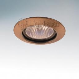 фото Встраиваемый светильник Lightstar Teso 011078 Lightstar