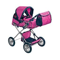 Купить Кукольная коляска с сумкой