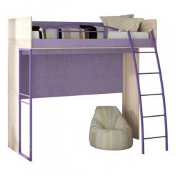 Купить Кровать 'Мебель Трия' Индиго ПМ-145.01 ясень коимбра/навигатор