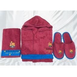 Купить Банный комплект Barcelona для мальчиков на 8-10 лет HLT032-2 Tango