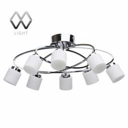 фото Потолочная люстра MW-Light Техно 300011908 MW-Light