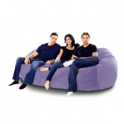 """Купить Бескаркасный диван """"Trace Lilac"""""""