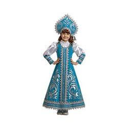 Купить Снегурочка русская, рост 140