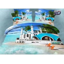 фото КПБ Сатин 2,0 3D ts02-679-70 нав.70*70 Tango