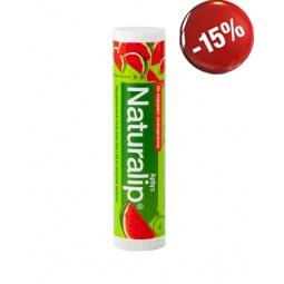 Купить Натуральный бальзам для губ со вкусом арбуза, Naturalip, 4,25 г.