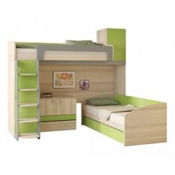 Купить Набор для детской 'Мебель Трия' Киви ГН-139.005 ясень коимбра/панареа
