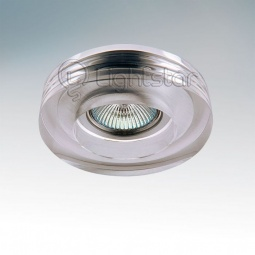 фото Встраиваемый светильник Lightstar Lei 006110 Lightstar