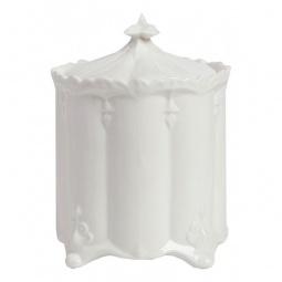 Купить Банка декоративная 'DG-Home' (17 см) Diamante DG-D-775A