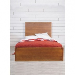 """Купить Дизайнерская кровать """"Gouache Birch"""" 120*200"""