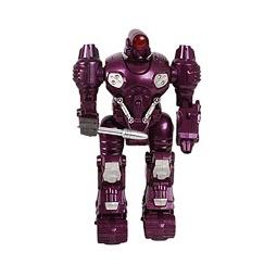 Купить Робот фиолетовый (со светом)