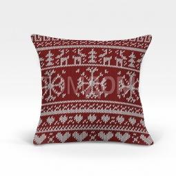 Купить Подушка Айола-О (красный)