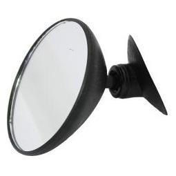 Купить Зеркало внутрисалонное круглое d = 85 мм дополнительное на присоске