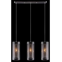 фото Подвесной светильник Eurosvet 1636 1636/3 хром Eurosvet