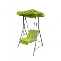 Купить Качели с тентом одноместные 'Afina' Фиона-1 QF-63031A зеленые