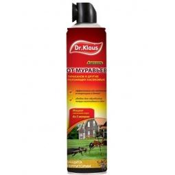 Купить Аэрозоль Dr Klaus от муравьев и других ползающих насекомых, 600 мл