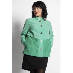 """Купить Куртка """"Симона"""" - зеленый"""