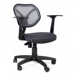 Купить Кресло компьютерное 'Chairman' Chairman 450 серый/черный