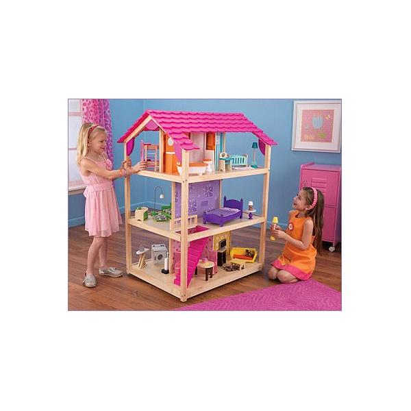 Игры для девочек домик для барби