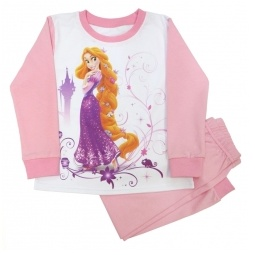 Купить Пижама для девочки Принцессы Дисней