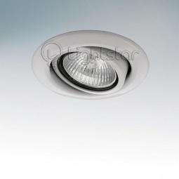 фото Встраиваемый светильник Lightstar Teso 011080 Lightstar