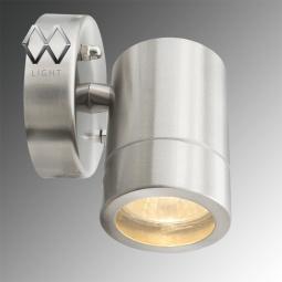 фото Уличный настенный светильник MW-Light Меркурий 807020601 MW-Light