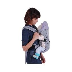 Купить Рюкзак-кенгуру BabyActive Simple, серый