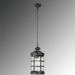 фото Уличный подвесной светильник MW-Light Донато 810010401 MW-Light