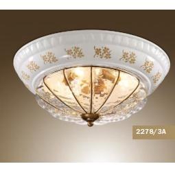фото Потолочный светильник Odeon Asula 2278/3A Odeon