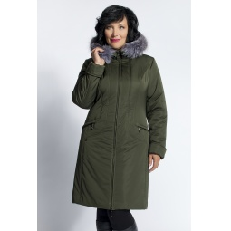 """Купить Пальто """"Адели"""" - зеленый"""