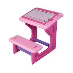 Купить Парта Study Bench розовая