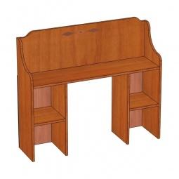 Купить Надстройка для стола 'Любимый Дом' Аврора 504.120 вишня оксфорд