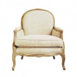 Купить Большое винтажное мягкое кресло Прованс