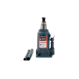 Купить Домкрат бутылочный FORSAGE 0402, 4т (h min 150мм, h max 345мм) с двумя штоками