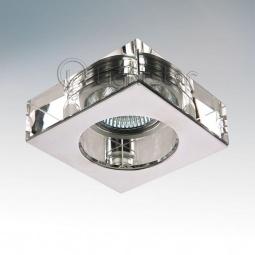 фото Встраиваемый светильник Lightstar Luli 006124 Lightstar