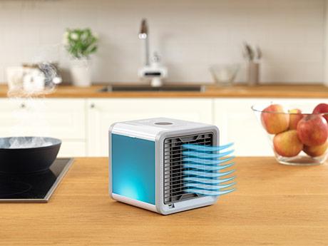 Мини-кондиционер 4в1 Rovus Арктика – охладитель воздуха 4