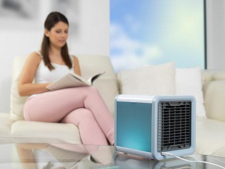 Мини-кондиционер 4в1 Rovus Арктика – охладитель воздуха 5