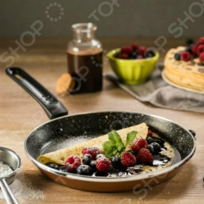 Набор кухонной посуды Delimano «Сила Камня» Люкс 5